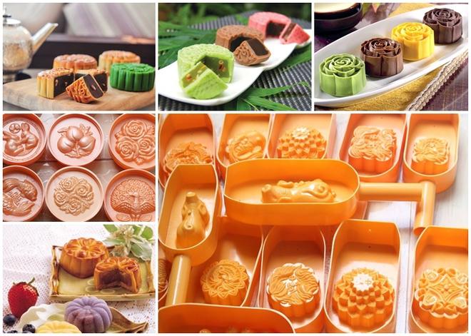 Xếp hạng các loại khuôn làm bánh trung thu dễ dùng nhất cho nàng vụng vào bếp đón Rằm - Ảnh 6.