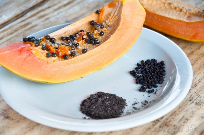 Mỗi ngày 1 thìa hạt đu đủ, giải độc gan thận, phòng chống ung thư và cải thiện sức khỏe toàn diện - Ảnh 2.