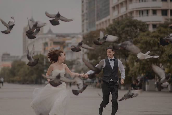 Đứng ngồi không yên trước bộ ảnh cưới đẹp như mơ chụp tại Việt Nam của cặp đôi Đài Loan - Ảnh 18.
