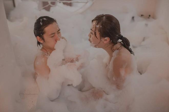 Đứng ngồi không yên trước bộ ảnh cưới đẹp như mơ chụp tại Việt Nam của cặp đôi Đài Loan - Ảnh 20.
