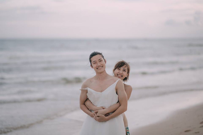 Đứng ngồi không yên trước bộ ảnh cưới đẹp như mơ chụp tại Việt Nam của cặp đôi Đài Loan - Ảnh 28.