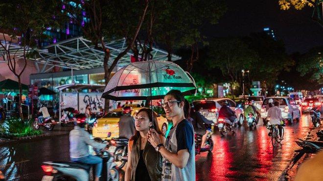 Đứng ngồi không yên trước bộ ảnh cưới đẹp như mơ chụp tại Việt Nam của cặp đôi Đài Loan - Ảnh 7.