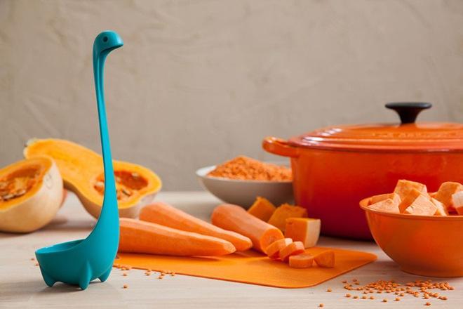 11 món phụ kiện bếp nhỏ mà có võ khiến cho gian bếp của bạn thêm thú vị - Ảnh 1.