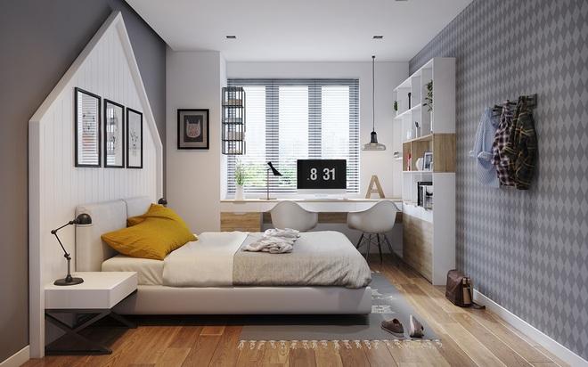 6 ý tưởng thiết kế phòng ngủ đẹp hoàn hảo thu hút mọi ánh nhìn - Ảnh 2.