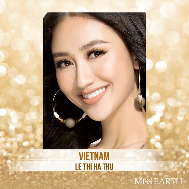 Fan Việt kêu gọi bình chọn cho Hà Thu tại hạng mục Hoa hậu Ảnh - Ảnh 1.