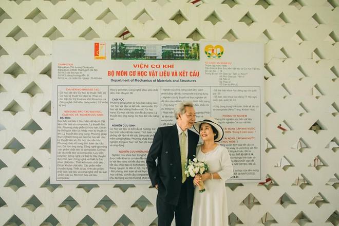 45 năm ông bà anh yêu nhau từ thời chẳng có gì đến tuổi thất thập và bộ ảnh cưới tình hơn tụi trẻ - Ảnh 11.