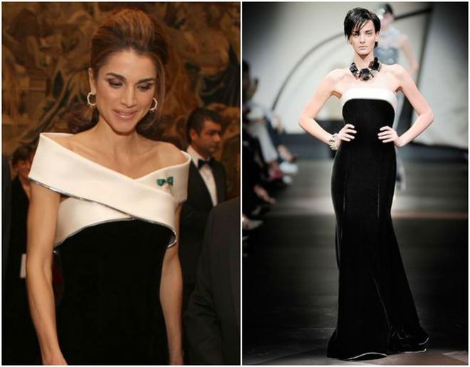 Hoàng hậu xứ Jordan - Biểu tượng của sắc đẹp, trí tuệ và phong cách thời trang của thế giới - Ảnh 3.