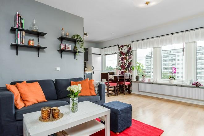 Khám phá căn hộ của chàng trai độc thân được thiết kế theo xu hướng hot nhất năm 2018 - Ảnh 1.