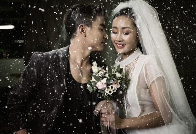VĐV thể hình và diễn viên múa kết hôn thôi mà ảnh cưới có nhất thiết phải khiến chị em phát hờn vì đẹp thế không? - Ảnh 1.
