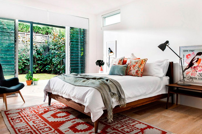 12 phòng ngủ tuyệt đẹp và ngập tràn cảm hứng khiến bạn thích mê - Ảnh 8.
