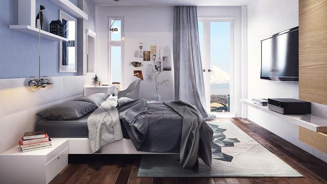 6 ý tưởng thiết kế phòng ngủ đẹp hoàn hảo thu hút mọi ánh nhìn - Ảnh 11.