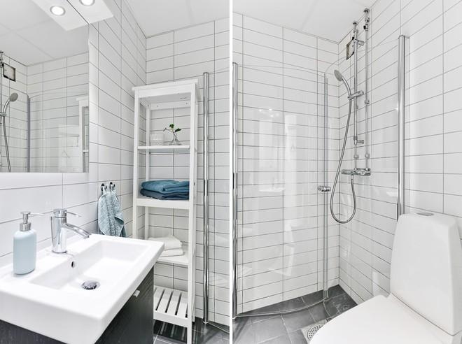 Chỉ 28m² nhưng căn hộ màu trắng này vừa đẹp không tì vết vừa đủ đầy đến hiếm có khó tìm - Ảnh 13.