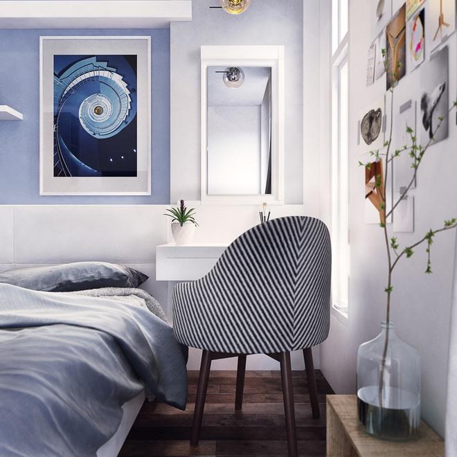 6 ý tưởng thiết kế phòng ngủ đẹp hoàn hảo thu hút mọi ánh nhìn - Ảnh 14.