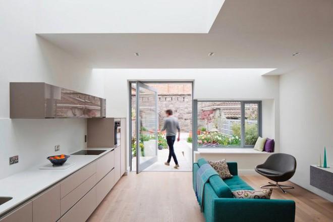 Nhà ấm cúng, vườn nhỏ mà đẹp như tranh, đây chính là ngôi nhà khiến ai cũng muốn trở về - Ảnh 4.