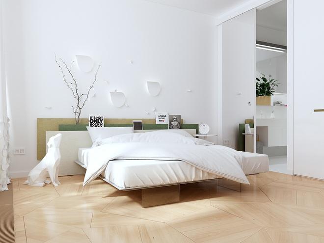6 ý tưởng thiết kế phòng ngủ đẹp hoàn hảo thu hút mọi ánh nhìn - Ảnh 6.