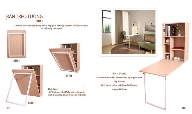 Tư vấn bố trí nội thất căn hộ 70m² với 2 phòng ngủ gọn thoáng và hợp phong thủy cho vợ chồng 8x - Ảnh 8.
