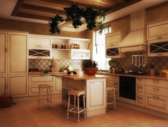10 ý tưởng phòng bếp truyền thống sang trọng nhưng vô cùng ấm cúng - Ảnh 7.