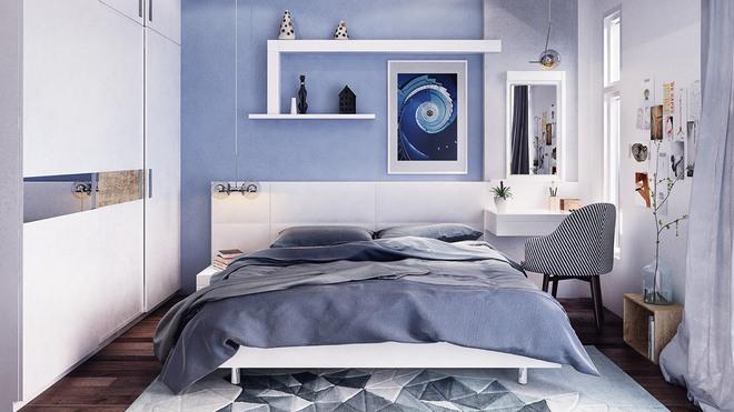 6 ý tưởng thiết kế phòng ngủ đẹp hoàn hảo thu hút mọi ánh nhìn - Ảnh 10.