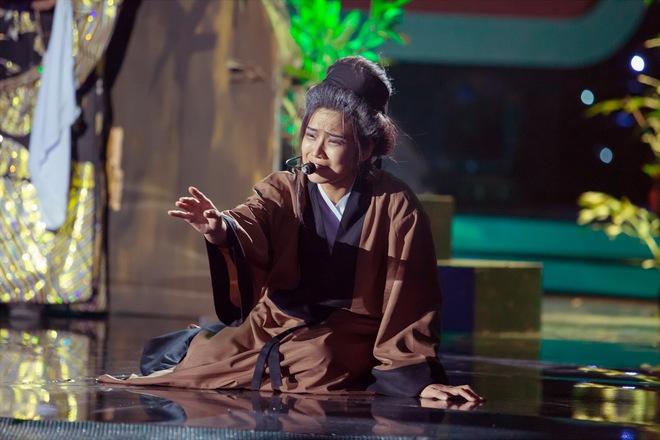 Hoàng Yến Chibi hóa điên vì mất con, Hoài Linh - Mỹ Linh đồng loạt nổi da gà - Ảnh 5.