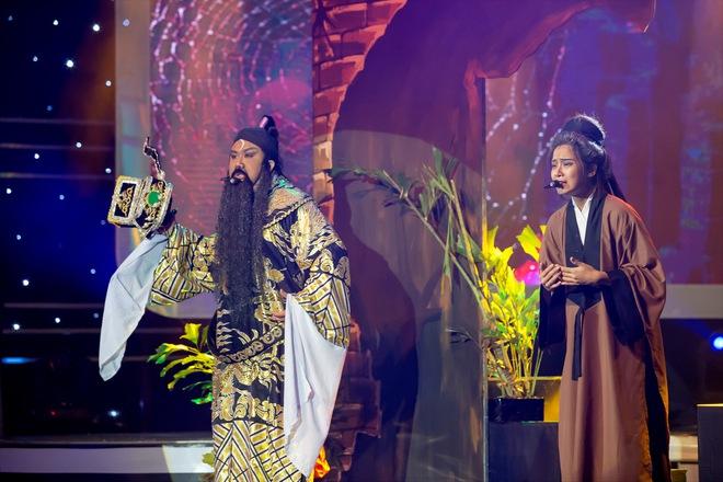 Hoàng Yến Chibi hóa điên vì mất con, Hoài Linh - Mỹ Linh đồng loạt nổi da gà - Ảnh 7.