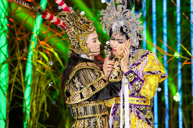 Hoàng Yến Chibi hóa điên vì mất con, Hoài Linh - Mỹ Linh đồng loạt nổi da gà - Ảnh 11.
