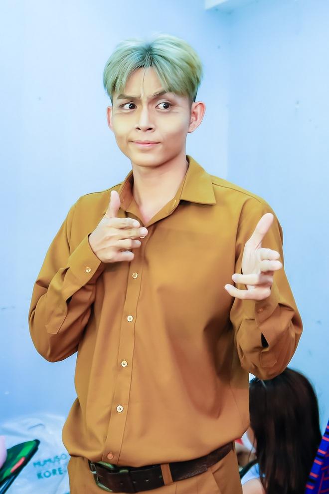 Jun Phạm mất ngủ, lo lắng đến sụt ký vì thi Gương mặt thân quen - Ảnh 8.