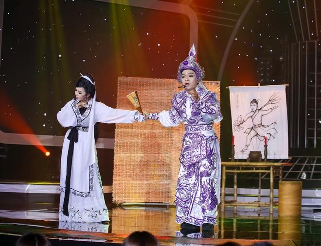 Vừa hát vừa kéo đàn nhị, Hoàng Yến Chibi khiến Đức Huy nghẹn ngào - Ảnh 17.