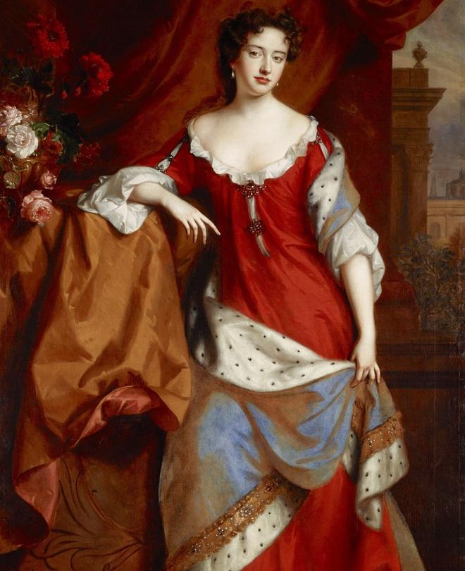 Cuộc đời thảm khốc của Nữ hoàng 17 lần mất con, bị người tình nguyền rủa, chết vì bệnh béo phì - Ảnh 1.
