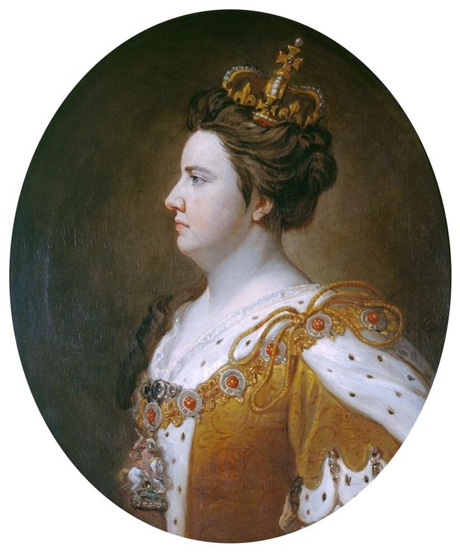 Cuộc đời thảm khốc của Nữ hoàng 17 lần mất con, bị người tình nguyền rủa, chết vì bệnh béo phì - Ảnh 2.