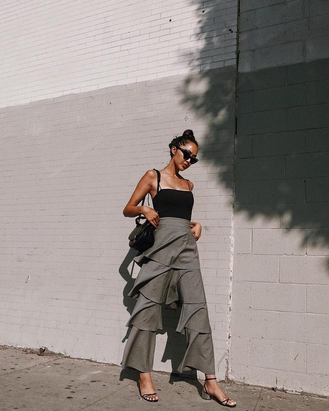 Để mà nói về street style của quý cô châu Á tuần này thì chỉ có thể là: xuất sắc! - Ảnh 1.