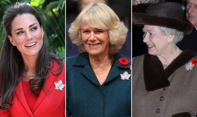 Hóa ra hầu hết đồ trang sức của Công nương Kate đều là đồ đi mượn - Ảnh 4.
