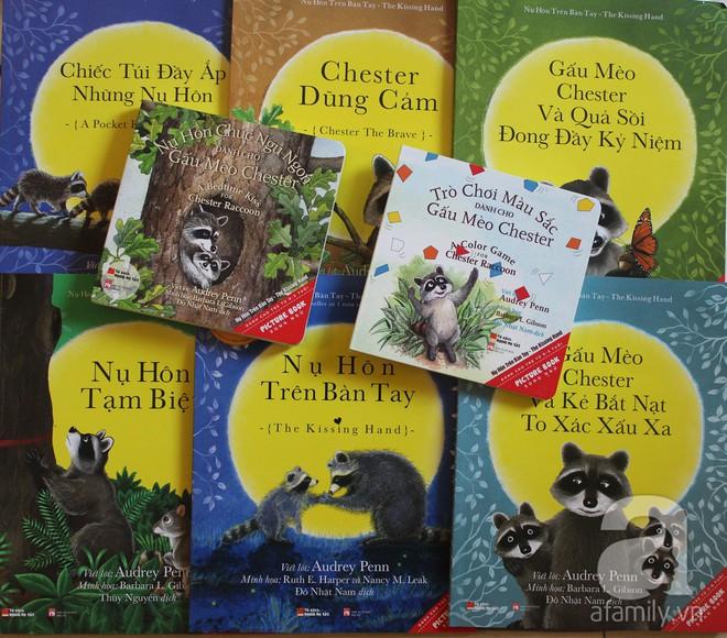 5 cuốn sách tranh kinh điển giúp bé học tiếng Anh từ sớm bố mẹ không nên bỏ qua - Ảnh 13.