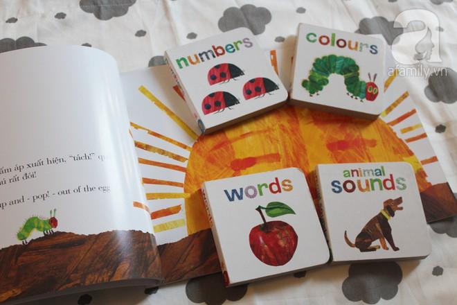 5 cuốn sách tranh kinh điển giúp bé học tiếng Anh từ sớm bố mẹ không nên bỏ qua - Ảnh 3.