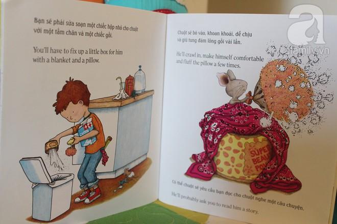 5 cuốn sách tranh kinh điển giúp bé học tiếng Anh từ sớm bố mẹ không nên bỏ qua - Ảnh 8.