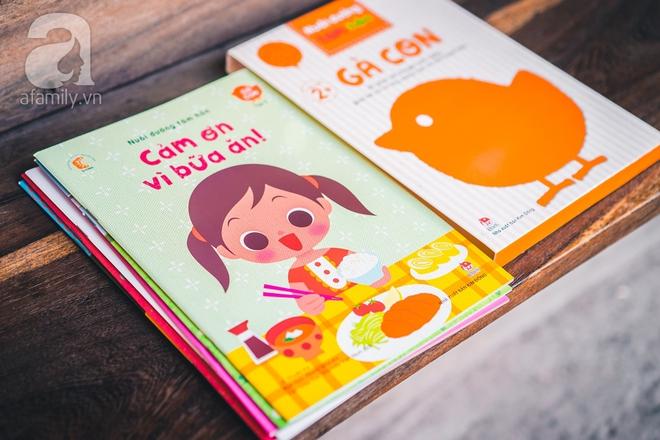 """Mỗi ngày đọc một cuốn sách – bí quyết để giúp con trở thành em bé có khí chất """"hạng nhất"""" - Ảnh 4."""