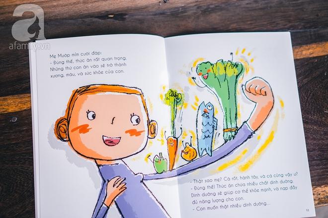 """Mỗi ngày đọc một cuốn sách – bí quyết để giúp con trở thành em bé có khí chất """"hạng nhất"""" - Ảnh 5."""