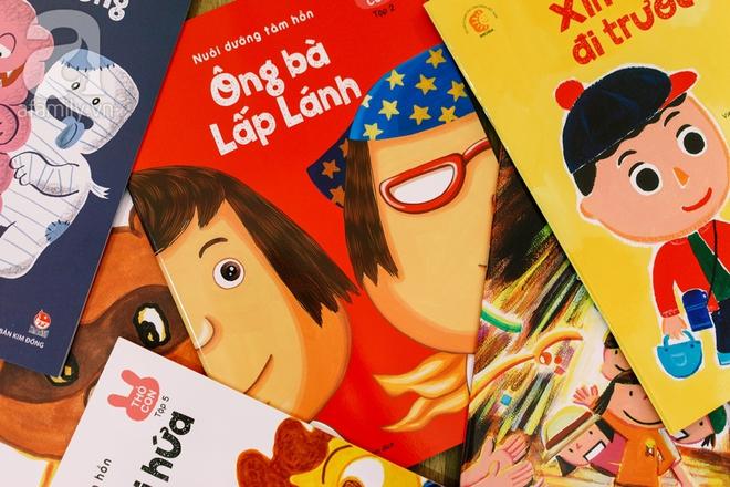 """Mỗi ngày đọc một cuốn sách – bí quyết để giúp con trở thành em bé có khí chất """"hạng nhất"""" - Ảnh 7."""