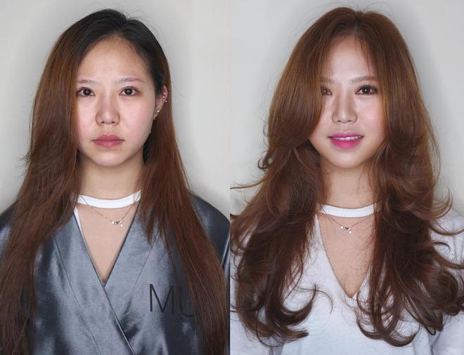 Là phụ nữ, nhất định phải chọn cho mình được kiểu tóc đẹp và trang điểm thật xinh! - Ảnh 3.