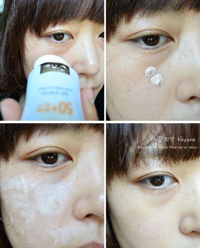 5 loại kem chống nắng Hàn Quốc giúp da giảm ngay 5 độ C khi thoa lên mặt - Ảnh 21.