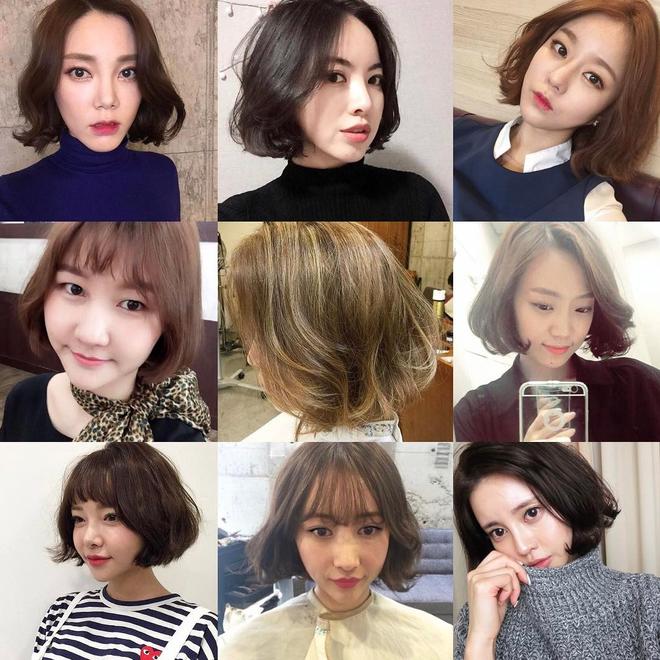 Nên trung thành với tóc ngắn, vì tóc ngắn vừa trẻ lại vừa có nhiều kiểu để thay đổi thế này cơ mà  - Ảnh 1.