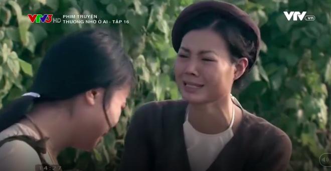 Nữ diễn viên Thương nhớ ở ai cởi áo, khoe trọn lưng trần trên truyền hình - Ảnh 7.