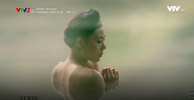 Thương nhớ ở ai lại gây sốc với cảnh Thanh Hương cởi áo tắm tiên - Ảnh 3.