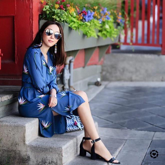 Chẳng hẹn mà gặp, phái đẹp châu Á cứ thi nhau diện váy vóc thướt tha suốt cả tuần qua - Ảnh 4.