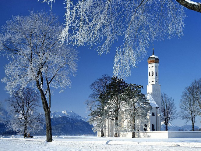 Ngất ngây với những hình ảnh tuyết rơi đẹp lung linh trên khắp thế giới - Ảnh 25.