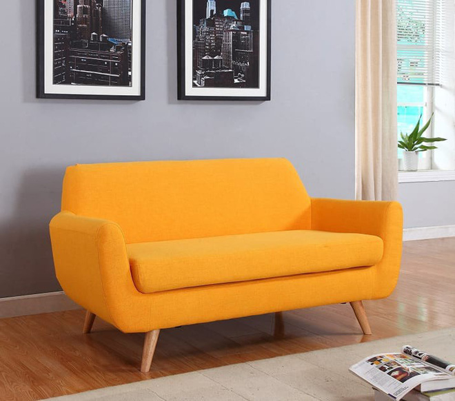 Đổi gió cho phòng khách với những mẫu sofa thiết kế đẹp và giá mềm - Ảnh 11.