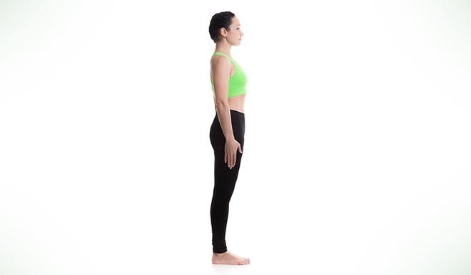 Chóng mặt, nhức đầu bất chợt, hãy thực hiện ngay những bài tập yoga này để tỉnh táo ngay trong chốc lát - Ảnh 1.