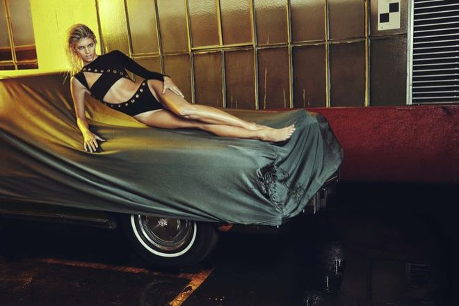 Không phải tập nặng, vẫn ăn bánh kem ngọt, Devon Windsor – cựu thiên thần Victoria's Secret vẫn giữ dáng đẹp từng centimet - Ảnh 7.