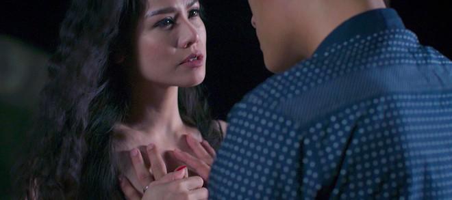 Mẹ một con Nhật Kim Anh bị bắt cóc và cưỡng bức trong phim mới - Ảnh 5.
