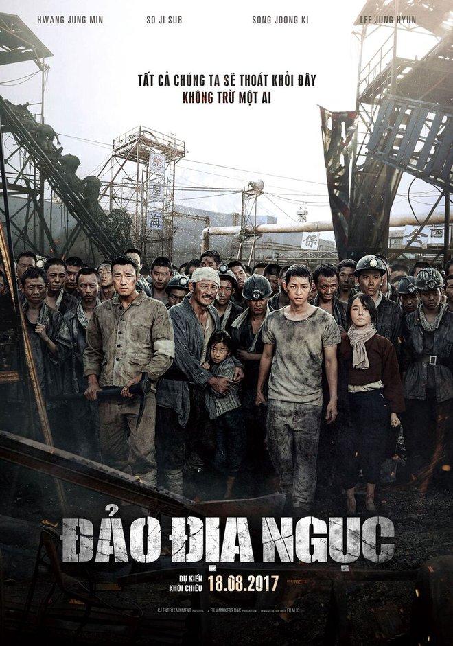 Phim mới được tung hô của Song Joong Ki chính thức xác định ngày khởi chiếu ở Việt Nam - Ảnh 2.
