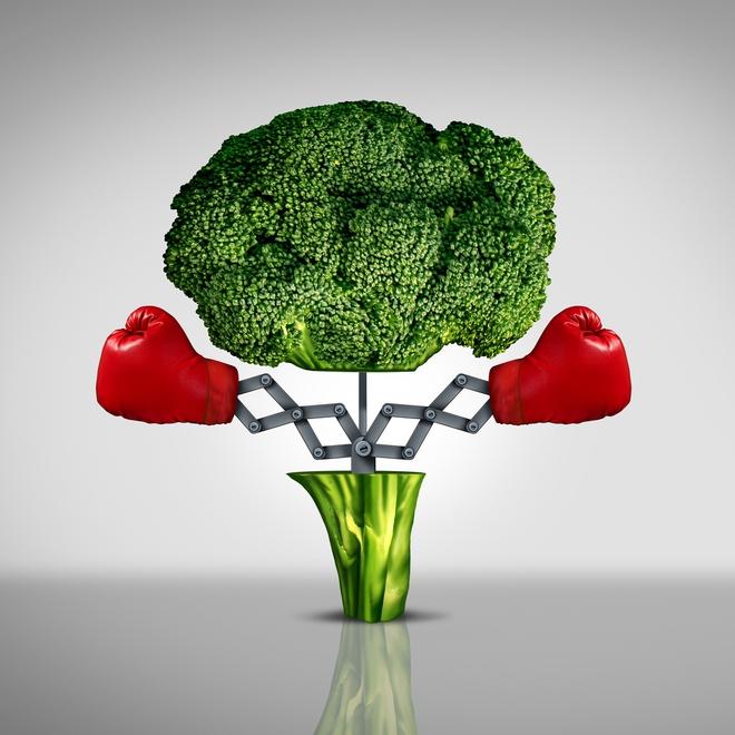 Top 5 loại thực phẩm giúp ngăn ngừa và chống lại bệnh tật cực tốt - Ảnh 2.